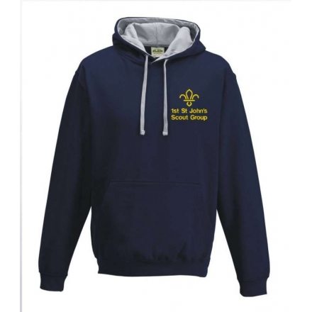 Adult Hooded Top