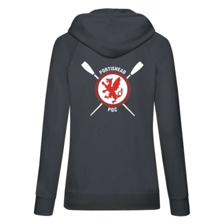 Ladies Hooded Top