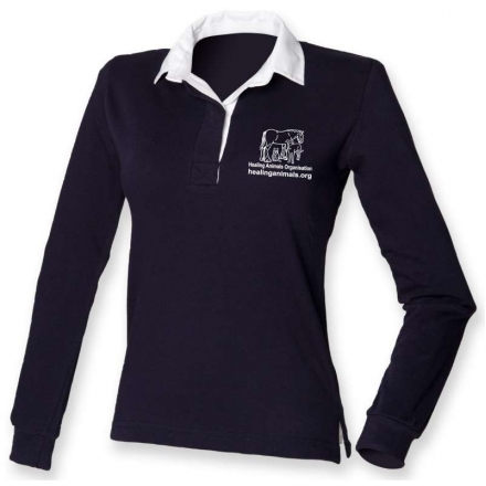 Ladies Rugby Top