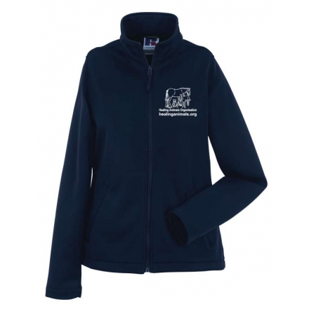 040F Ladies Softshell Jacket